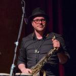 Daniel - Saxofon & percussion
